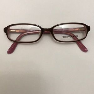 Juicy couture eye glasses frame New